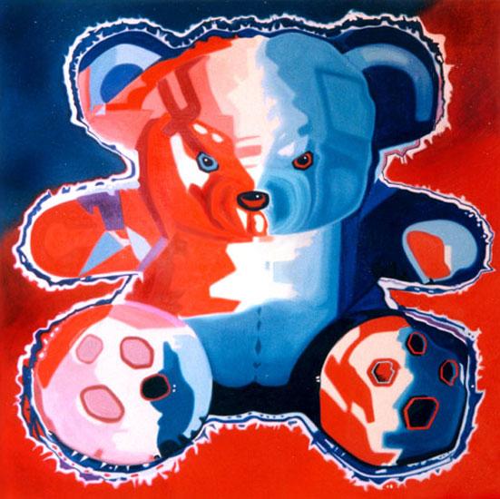 American Teddy Bear